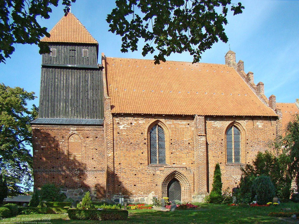 Dorfkirche in Reinberg