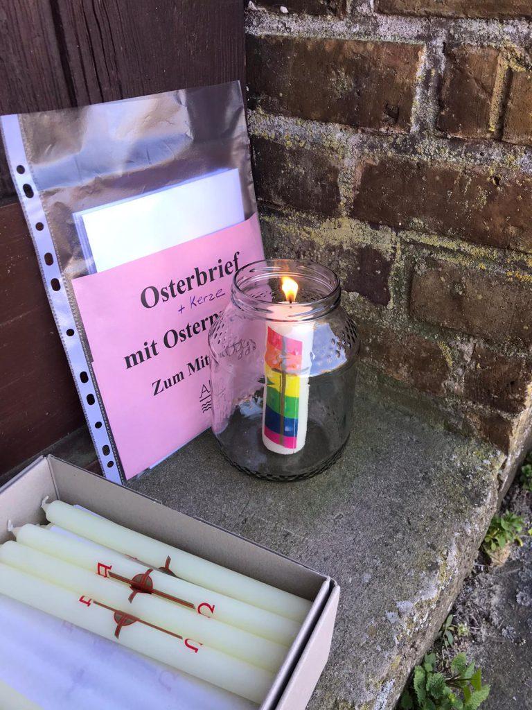 """Ostern in Bildern - """"Kirchen am Sund"""""""