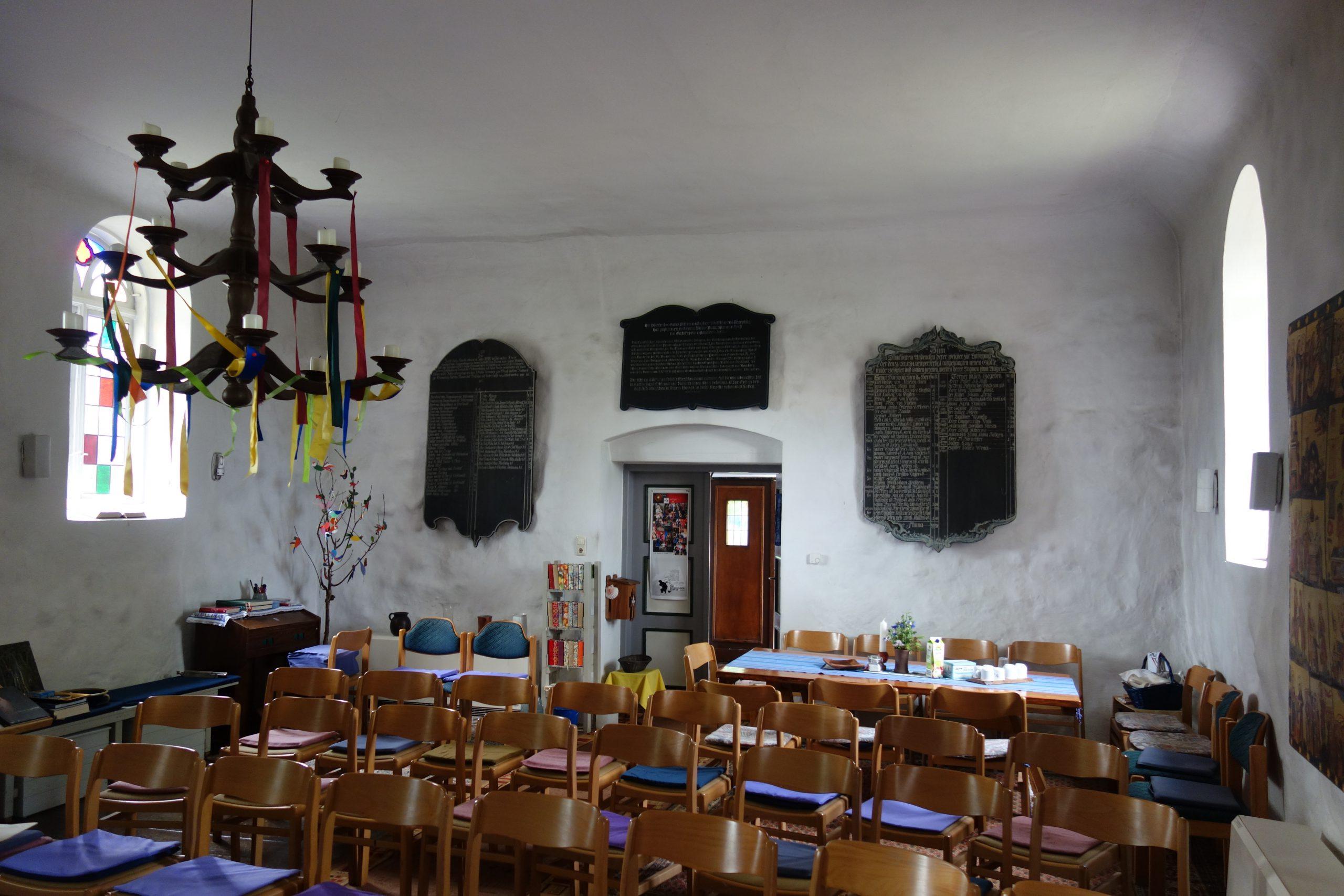 Kapelle Willerswalde