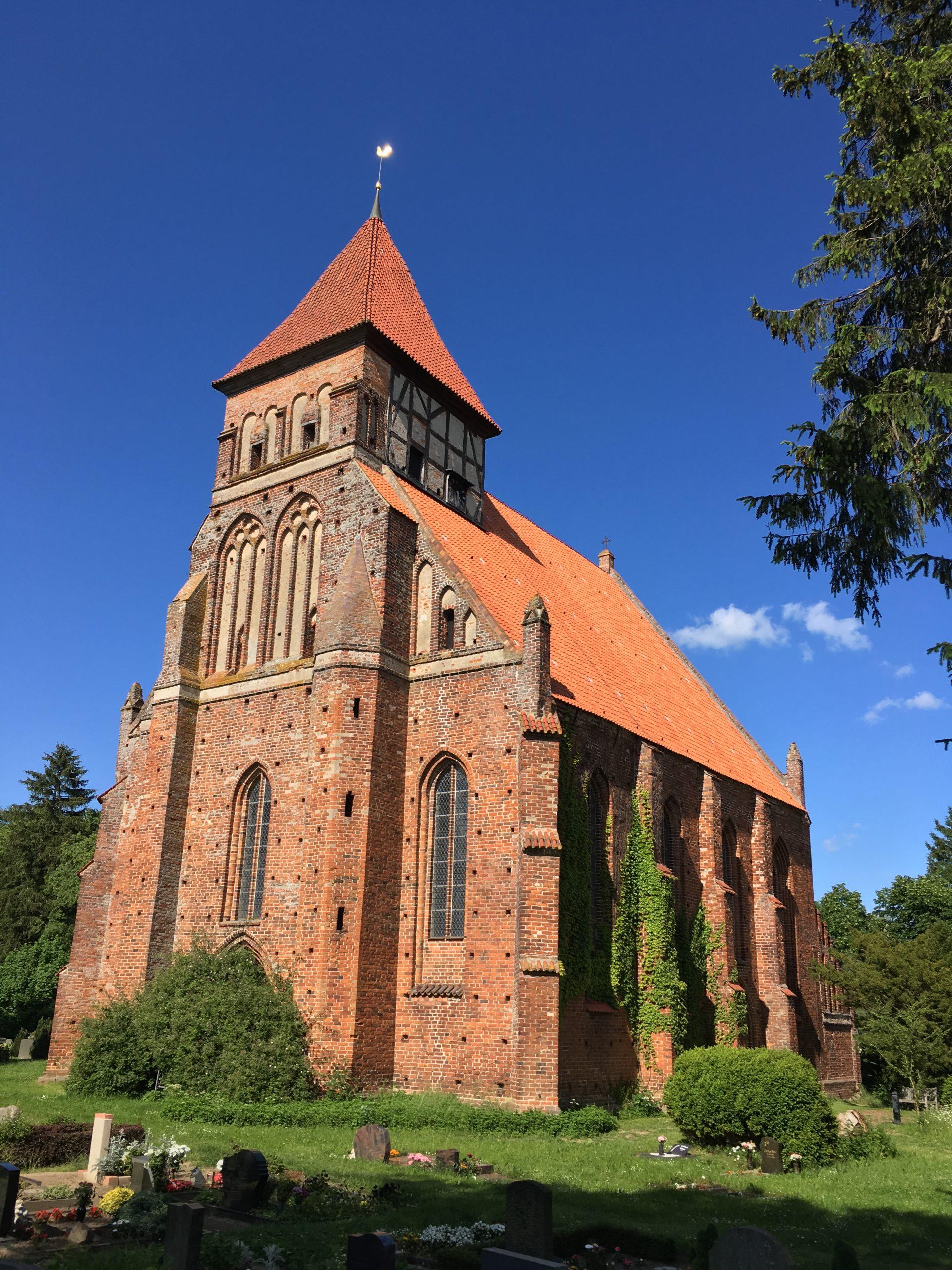 Marienkirche Brandshagen