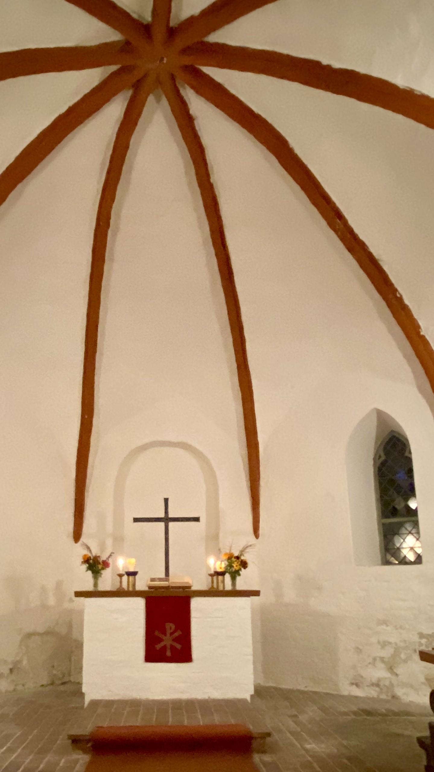 Gottesdienst in Kirchdorf