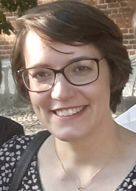 Pastorin Kristina Pitschke