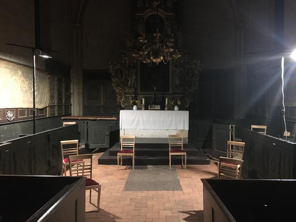 """05. Dezember 2020 - """"Kirchen am Sund"""""""