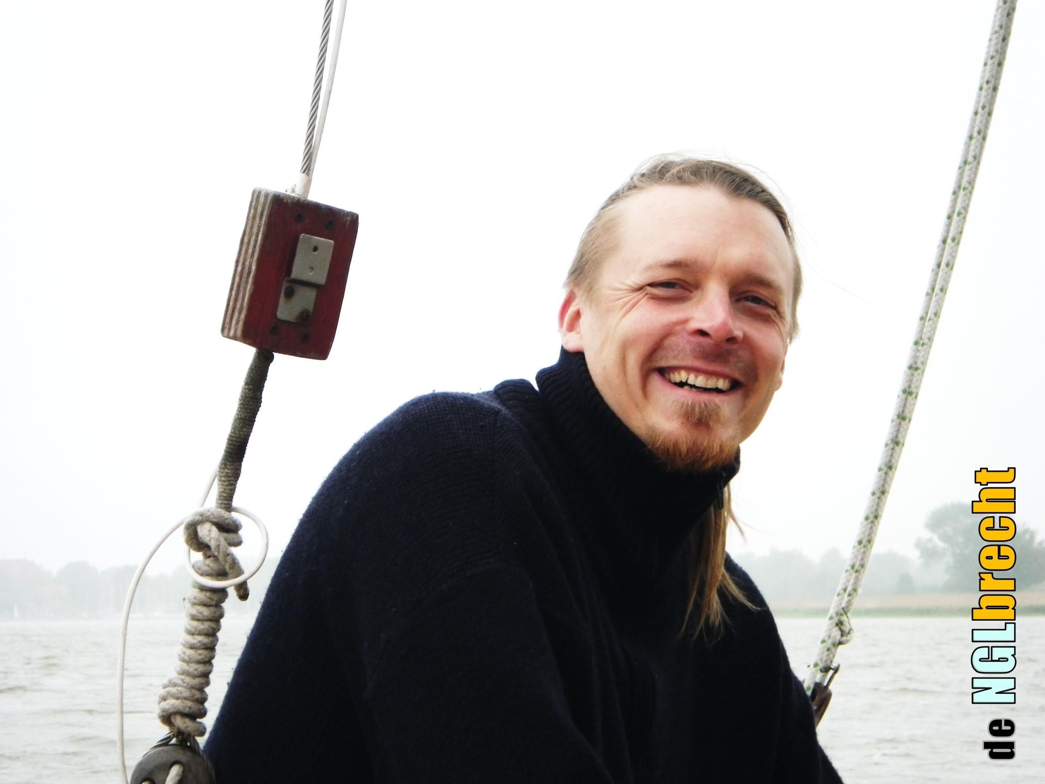 Diakon Lars Engelbrecht