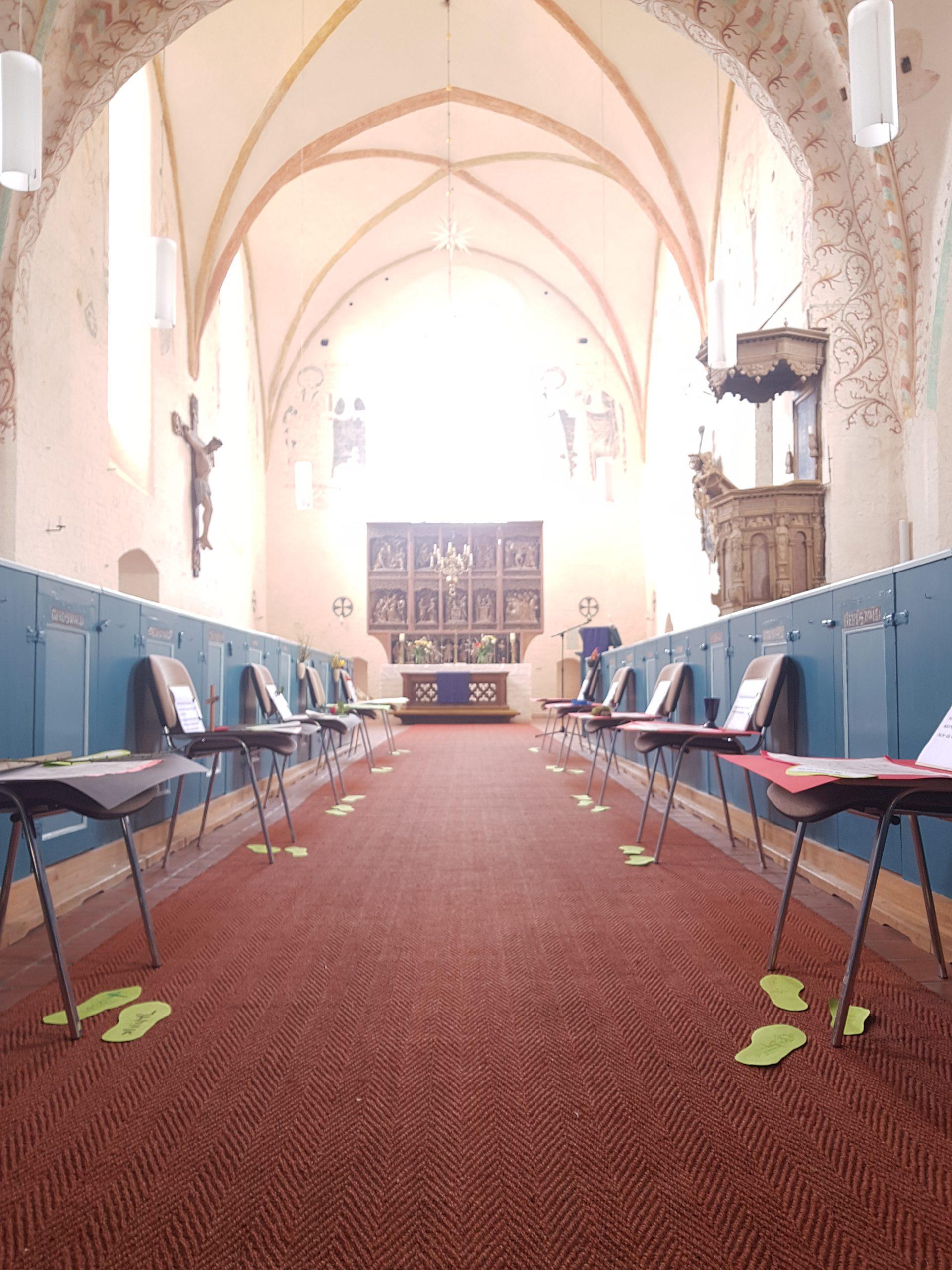 """Auf dem Weg zum Osterfest - """"Kirchen am Sund"""""""