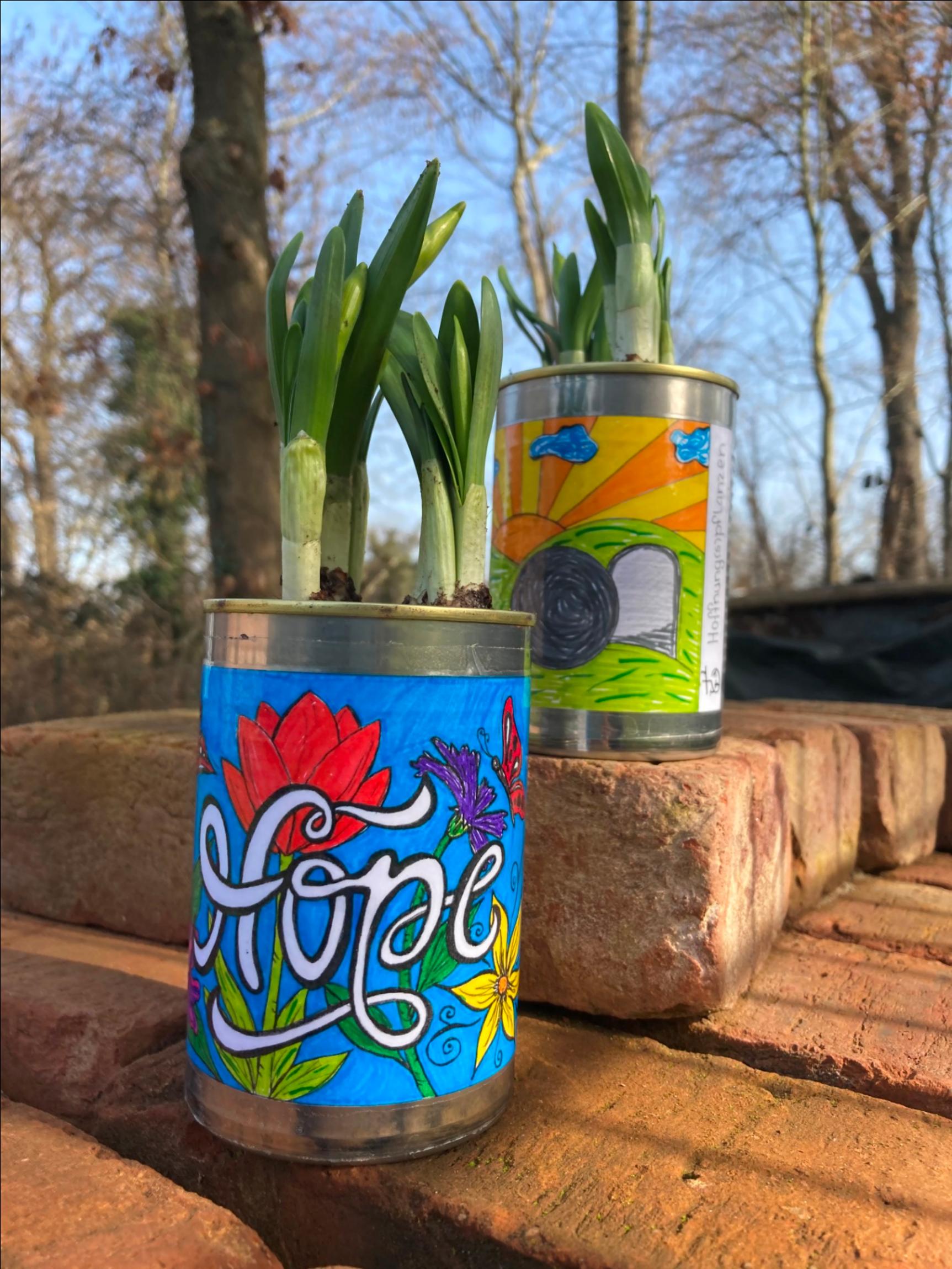 Hoffnung(s)pflanzen zu Ostern